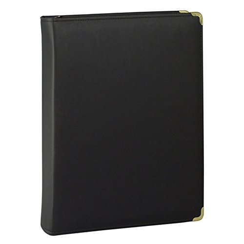 Check Binder Black Cover Starbinders