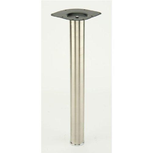 Steelbase Katrina Adjustable Foot, Single Leg, Counter Height, 34-3/4 inch