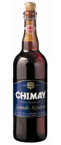 Chimay Grande Reserve Was First Launched As A Christmas Beer This Strong Character Has Fragrance Of Fresh Yeast And Pleasantly Light Flowery Rosy