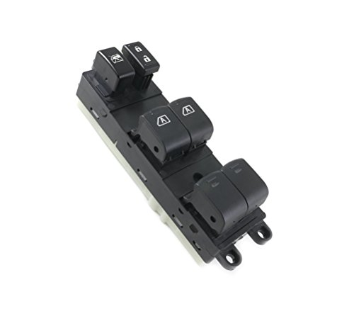 nissan master power window switch - 7