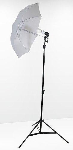 Fancierstudio Lighting Kit 3 Point Light Kit Fluorescent Lighting Kit Umbrella Kit by Fancierstudio (Image #3)
