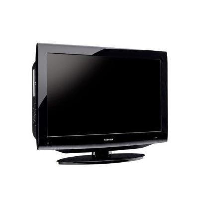 Toshiba 19CV100U 19-Inch 720p LCD/DVD Combo TV (Black Gloss) ()