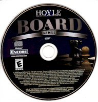 HOYLE BOARD GAMES 2005 (SLEEVE)