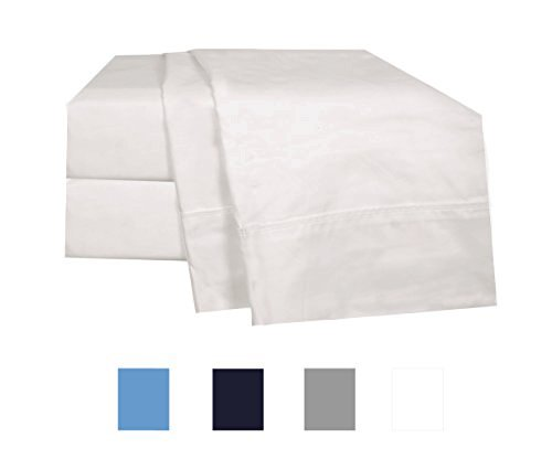 Microfiber Sheet Pocket White Sheets product image