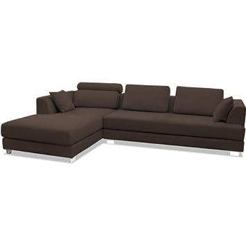 Due Mondo Design Sofa Dreisitzer Boretti Linker Winkel