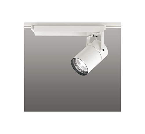 ODELIC LEDスポットライト 高彩色タイプ 配線ダクトレール用 CDM-T70W相当 オフホワイト 23° 温白色 3500K 専用調光リモコン対応(リモコン別売) XS511109HBC   B07RW5GSX6