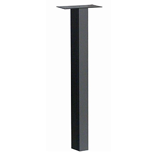 (Architectural Mailboxes Oasis In-ground Post, Black)