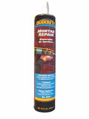 Quikrete Mortar Repair 10 Oz