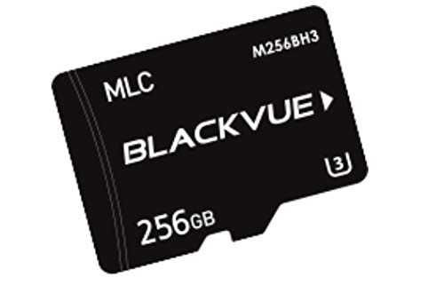 BlackVue High Endurance Micro SD Card 256GB for BlackVue Dash Cam by Blackvue