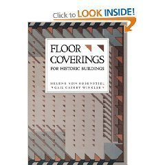 Floor Coverings for Historic Buildings by Preservation Press Wiley (Image #2)