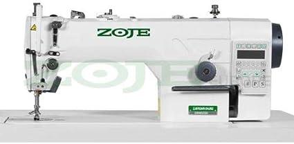 ZOJE ZJ9703AR-D4J/02 Z - Máquina de Coser Industrial (automática ...