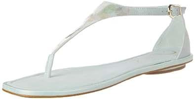 Vogue Women's Candy Buttons Sandal,Mint,6.5 M US
