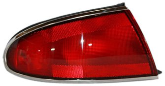TYC 11-5362-01 Buick Century Driver Side Replacement Tail Light Assembly - 2005 Buick Century Left Tail