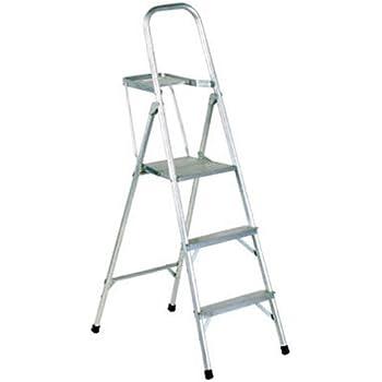Louisville Ladder Ap8005 Platform Ladder 3 Foot