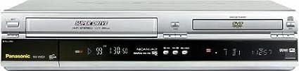 Panasonic Nv Vhd1 Dvd Player Vcr Elektronik