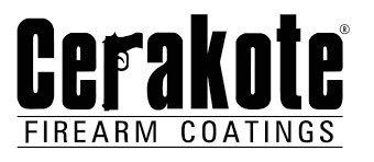 CERAKOTE C-Series 4 oz Bottle - Air Cure Firearm Finish - Factory Packaged (C-143: Stoplight Red)