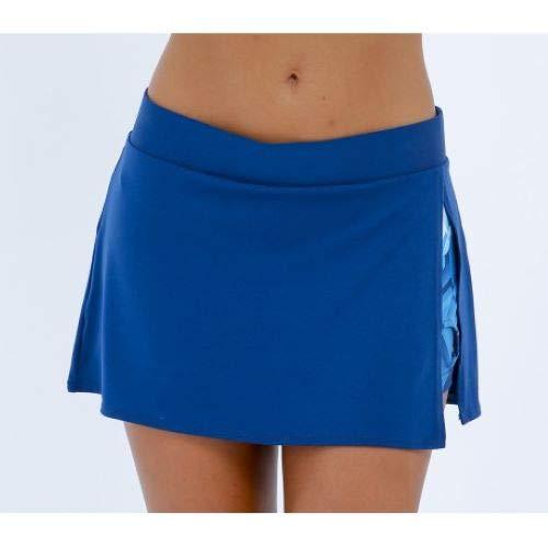 DROP SHOT Oasis Falda, Mujer, Azul, XL: Amazon.es: Ropa y ...