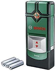 Bosch opspoorsysteem Truvo (voor metaal & stroomdraden in 70/50 mm detectiediepte; inhoud van de doos: truvo, 3x aaa-batterijen)
