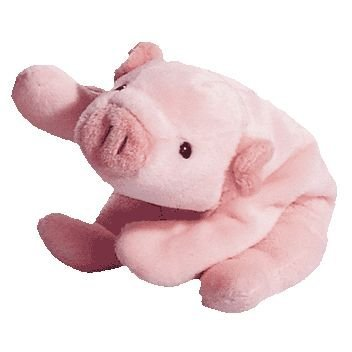 Amazon.com  TY Beanie Baby - SQUEALER the Pig  Toys   Games 61fa0e32f14