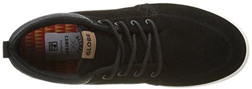 Globe Gs Chukka - Zapatillas de skate Hombre Negro - Noir (Black/Antique)