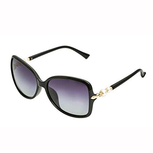 Sol Street xin A2 A2 Libre WX Caja Perla Moda Color Manejar Beat Grande Polarizada De Viaje Al Gafas Luz Aire Gafas 1dwPq
