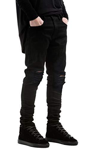 Stretch Attillati Dal Regolare Da Jeans Taglio Skinny Denim Jeans Aderenti 38 Pantaloni Mpiosy Fashion Uomo wxAYfxqHX