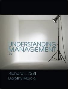 understanding management 8th edition by richard Buy understanding management 8th edition (9781111580247) by richard l daft for up to 90% off at textbookscom.