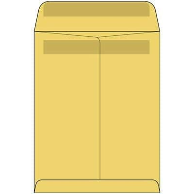 Self-Seal Envelopes, Recycled Brown Kraft, 12x15-1/2 (70104) - 100 /Box (5 Boxes) ()