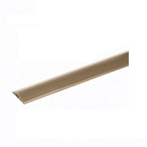 Heavy Duty Vinyl Cord Cover, Brown - Lot of 50
