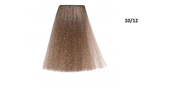 nirvel Nature color del pelo Ashes 10/12 – 100 ml sin amoniaco ...
