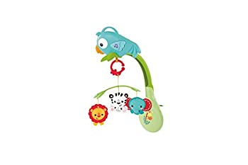 Fisher-price Rainforest Friends 3-in-1 Musical Mobile 1