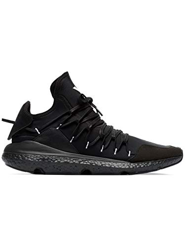 Adidas Y-3 Yohji Yamamoto Men's Bc0955 Black Suede for sale  Delivered anywhere in USA
