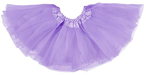 Dancina Unicorn First Birthday Outfit Purple Tutu 6-24 Months Lavender ()