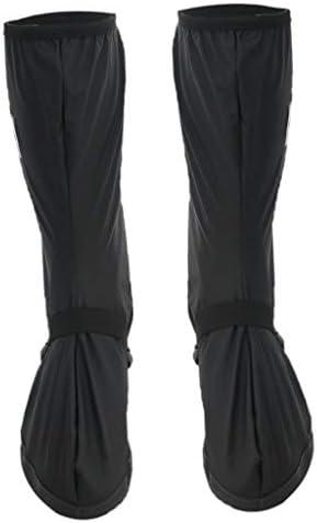 P Prettyia シューズカバー 防水 靴カバー 雨 雪 泥除け 梅雨对策 レインカバー 靴の保護 3サイズ