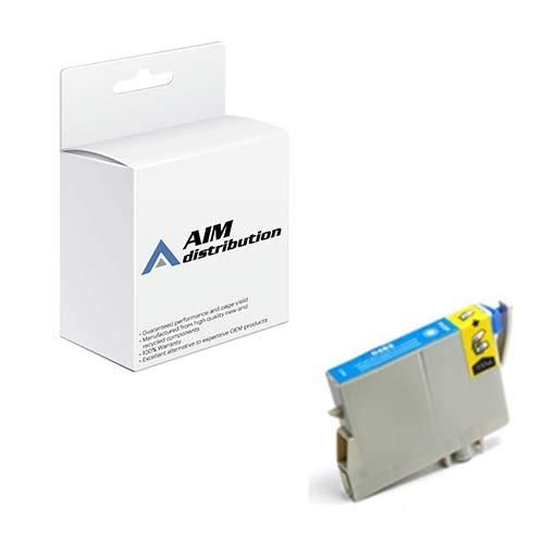 AIM Remanufactured Replacement for NO. 78 Claria Hi-Definition Cyan Inkjet (T078220-US)