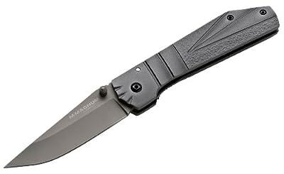 Magnum Men's Code Pocket Knife, Grey