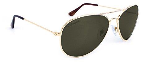 cd5a2a0b39 Knockaround Mile Highs Polarized Aviator Sunglasses