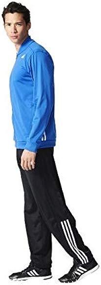 adidas TS ESS Kn Chandal, Hombre, Azul/Negro, XXL: Amazon.es: Ropa ...