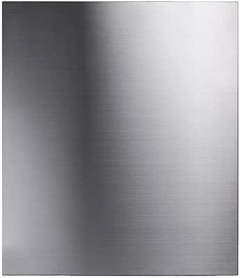 IKEA RUBRIK - Puerta, de acero inoxidable - 60x70 cm: Amazon.es: Hogar