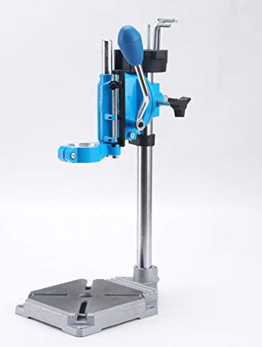 AMYAMY Floor Drill Press/Rotary Tool Workstation Drill Press Work Station/Stand Table for Drill Workbench Repair,drill Press Table,Table Top Drill Press90° Rotating Fixed Frame