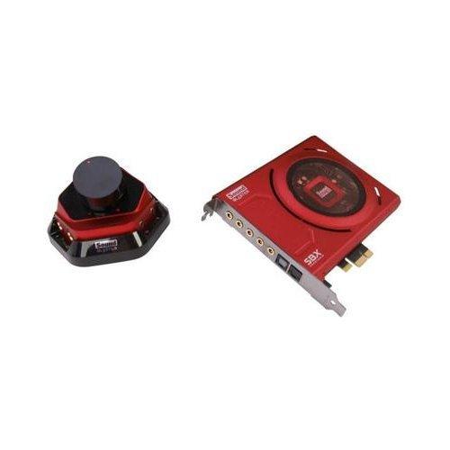 Placa de Sonido Sound Blaster ZX