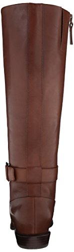 High Natural Boot Dark West Knee Nine Diablo 1gt1Y