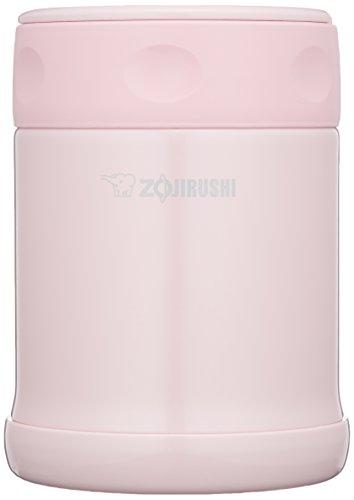 (ZOJIRUSHI) 조지루시 코끼리표 스테인레스 후드 밥통 0.35L 펄 핑크 SW-EC35-PP