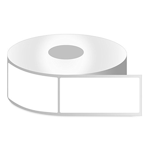 OfficeSmartLabels ZE1200400 2 x 4 inch Direct Thermal Labels, Compatible with Zebra Printers (1 Roll)