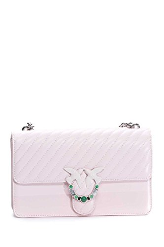 1p2137-y4j9 Pinko Pink Bag Woman