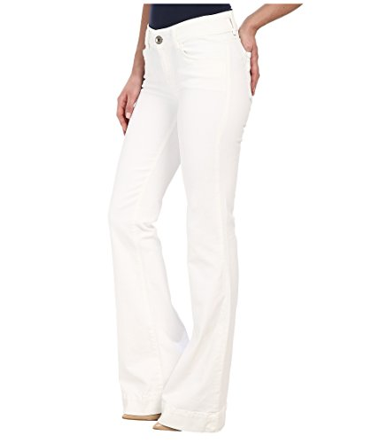 J Brand Women's Love Story Flare Jeans, Blanc, 27 by J Brand Jeans (Image #2)