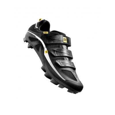 Mavic Pulse - Zapatillas MTB para hombre - negro Talla 46 2015: Amazon.es: Zapatos y complementos