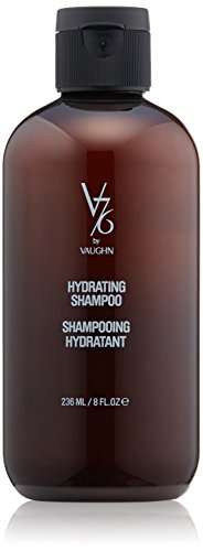V76 by Vaughn HYDRATING SHAMPOO Moisture Rich Men's Formula for Dry Hair & Scalp