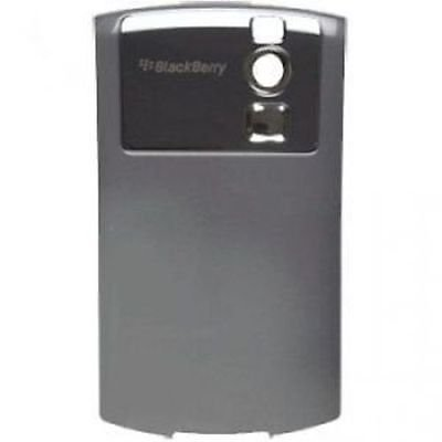 - Simply Silver - New Blackberry Curve 8300 8310 8320 8330 8350i Battery Back Door Cover - Unbranded