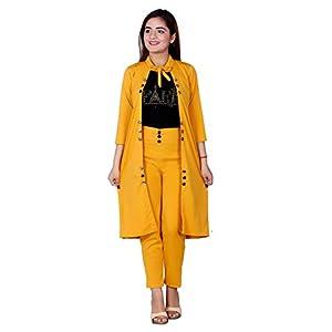 Elendra jeans Girls Multi Color...